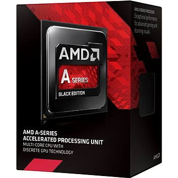 AMD A10-7870K Black Edition (AD787KXDJCBOX)