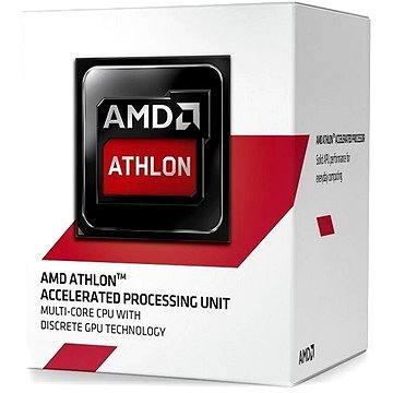 AMD Athlon X4 860K Black Edition Low Noise Cooler (AD860KXBJASBX)