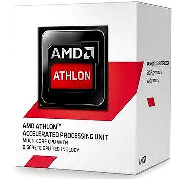 AMD Athlon X4 880K Black Edition Low Noise Cooler (AD880KXBJCSBX)