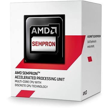 AMD Sempron X4 3850 (SD3850JAHMBOX)