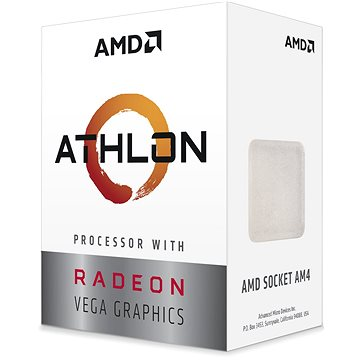 AMD Athlon 200GE (YD200GC6FBBOX)