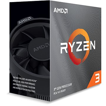 AMD RYZEN 3 3100 (100-100000284BOX)