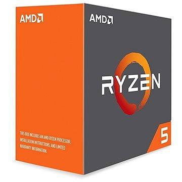 AMD RYZEN 5 1600X (YD160XBCAEWOF) + ZDARMA Hra pro PC Quake Champions Pack