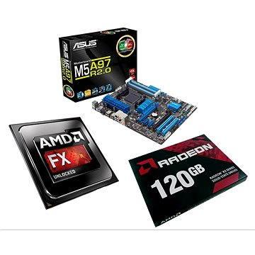 AMD akční balíček: CPU + MB + SSD