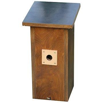 BudCam Ptačí budka se zabudovanou IP kamerou, sýkorník (BC-01 W)