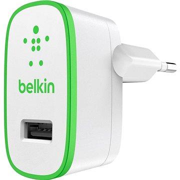 Belkin USB 230V bílá/zelená (F8M670vfWHT)
