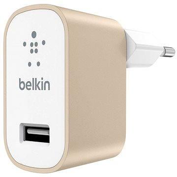Belkin USB 230V MIXIT^ Metallic zlatá (F8M731vfGLD)