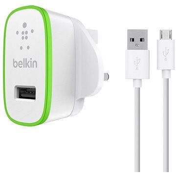 Belkin USB 230V bílá (F8M886vf04-WHT)