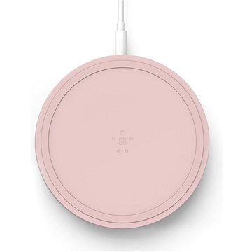 Belkin Boost Up Bold Qi Wireless Charging Pad Pink (F7U050dqH29)
