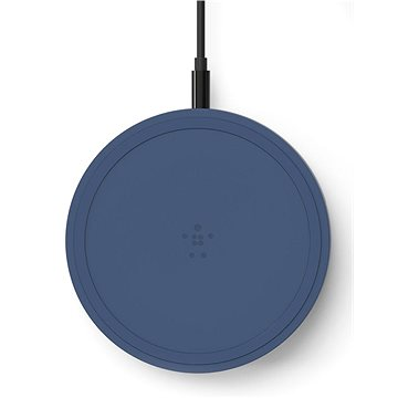 Belkin Boost Up Bold Qi Wireless Charging Pad Blue (F7U050dqBLU)