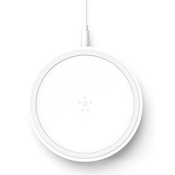 Belkin Boost Up Bold Qi Wireless Charging Pad White (F7U050dqWHT)