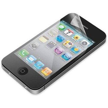 Belkin TrueClear pro iPhone 4/4s - transparentní - 3ks (F8Z678cw)