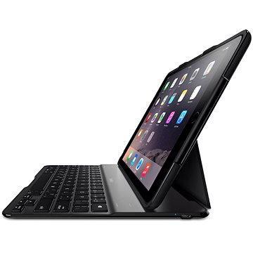 Belkin QODE Ultimate Keyboard Case pro iPad Air2 - černá (F5L178eaBLK)