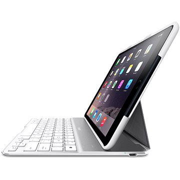 Belkin QODE Ultimate Keyboard Case pro iPad Air2 - bílá (F5L178eaWHT)