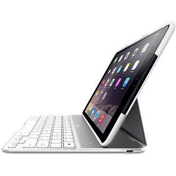 Belkin QODE Ultimate Keyboard Case pro iPad Air2 - bílá (F5L178eaWHT)