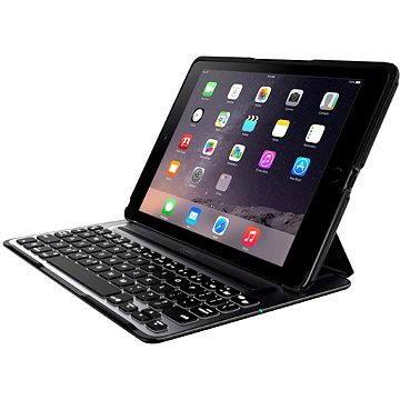 Belkin QODE Ultimate Pro Keyboard Case pro iPad Air2 - černá (F5L176eaBLK)