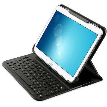 Belkin QODE Slim Style Keyboard Case - černá (F5L179eaBLK)