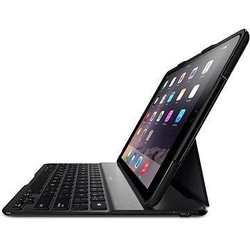 Belkin QODE Ultimate Lite Keyboard Case pro iPad Air2 - černá (F5L190eaBLK)