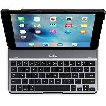 Belkin QODE Ultimate Lite Keyboard Case pro iPad Pro 9.7 - černá (F5L192eaBLK)
