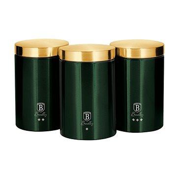 BerlingerHaus Emerald Collection sada 3ks (BH-6272)