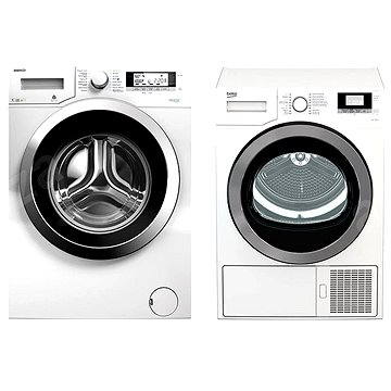BEKO DS 7434 CS RX+WMY 71243 CS PTLMB1 (Set)