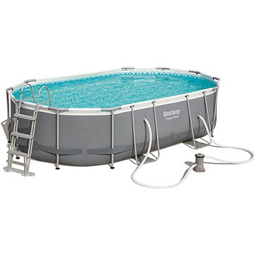 BESTWAY Oval Pool Set 4.88m x 3.05m x 1.07m (56448)