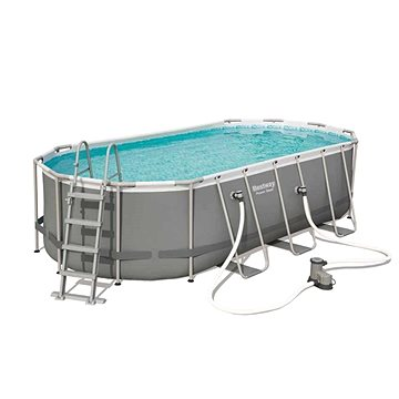 BESTWAY Oval Pool Set 5.49m x 2.74m x 1.22m (56710)