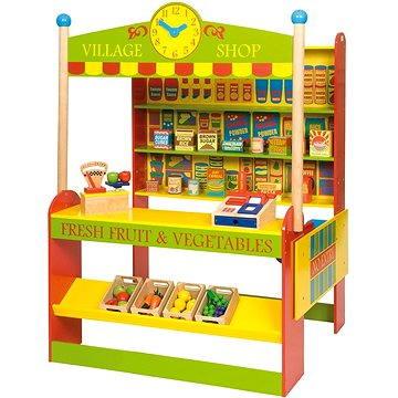Dětský vesnický obchod (691621023549)