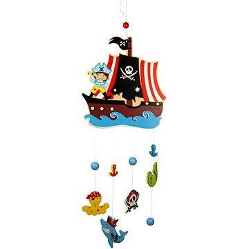 Závěsný kolotoč - Piráti - 691621008577