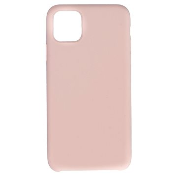 OEM iPhone 11 Pro Max Liquid Silicon Case Sand Pink
