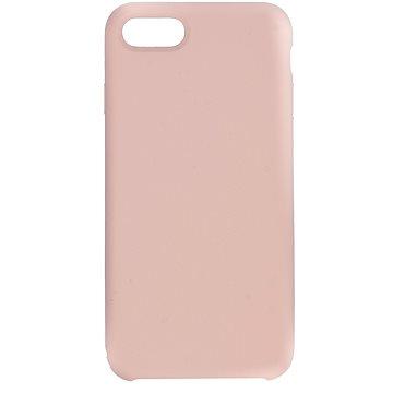 C00Lcase iPhone 7/8 Liquid Silicon Case Sand Pink