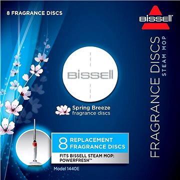 Příslušenství Bissell Náhradní přídavná vůně pro parní mop s vůní Powerfresh 1030E