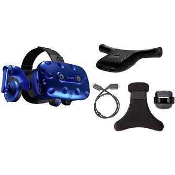 HTC Vive Pro Full kit + Wireless Adaptor + Clip for Vive Pro (99HANW003-00/ 99HANN013-00)