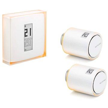 Netatmo Thermostat + 2x Netatmo Radiator Valves