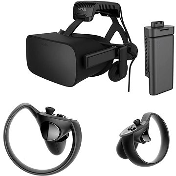 Oculus Rift + Oculus Touch + TPCast Oculus
