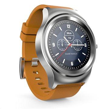 Chytré hodinky BML bWatch Alpha Silver (BMLBWALPS)