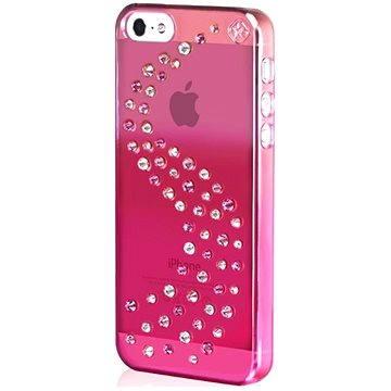 Bling My Thing Milky Way Pink Metallic pro Apple iPhone SE/5/5S (SE-MW-MM-LOV)