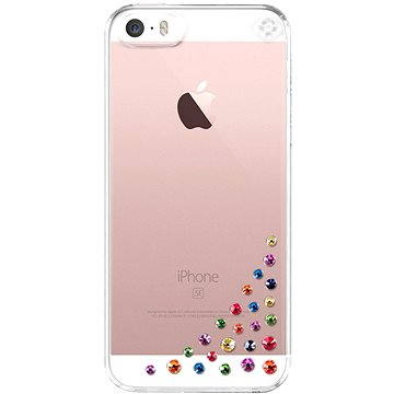Bling My Thing Diffusion Rainbow Mix pro Apple iPhone SE/5/5S (SE-DF-CL-RBW)