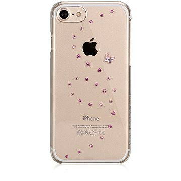 Bling My Thing Papillon Rose Sparkles pro iPhone 7 (IP7-PP-CL-PKM)