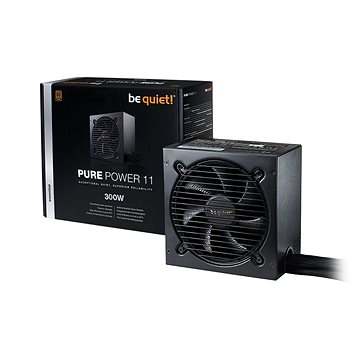 Be quiet! PURE POWER 11 300W (BN290)