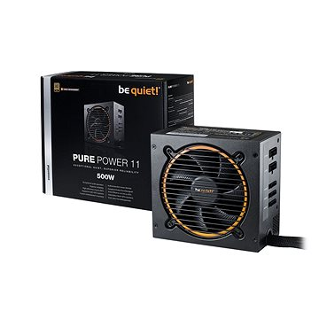 Be quiet! PURE POWER 11 500W CM (BN297)