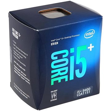 Intel Core i5+-8400 (BO80684i58400)