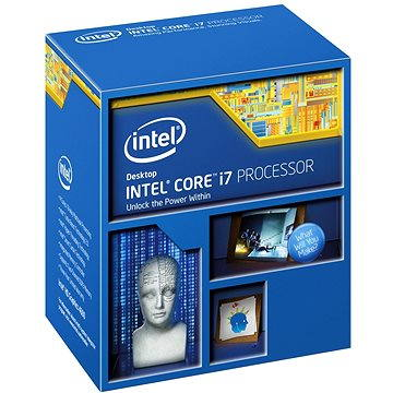 Intel Core i7-4790 (BX80646I74790) + ZDARMA Dárek Intel voucher Holiday