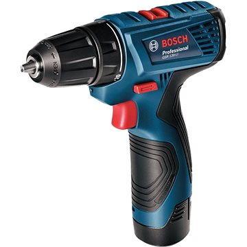 BOSCH GSR 120-LI Professional 2x1,5Ah (0.601.9F7.001)
