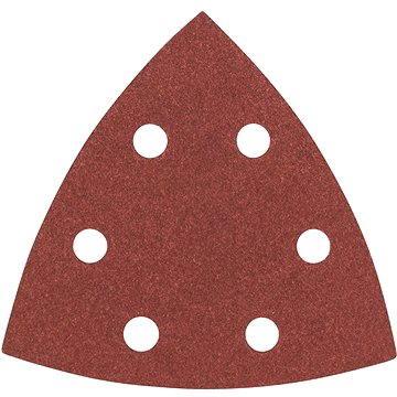 BOSCH Sada brusných papírů C430 pro delta bruska, 93mm, G120, 5ks (2608605602)