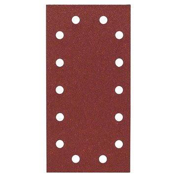 BOSCH Sada brusných papírů C470, G60, 10ks (2608605266)