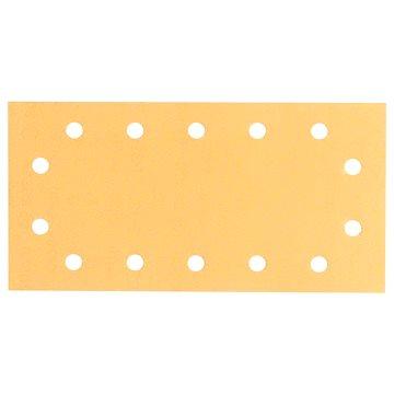 BOSCH Sada brusných papírů C470, G80, 10ks (2608605267)