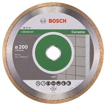 BOSCH Standard for Ceramic 200x25.40x1.6x7mm (2.608.602.537)