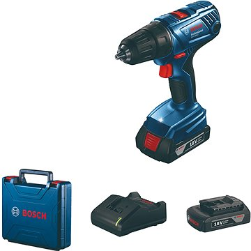 GSR 180-Li Professional 2x2Ah (0.601.9F8.109)