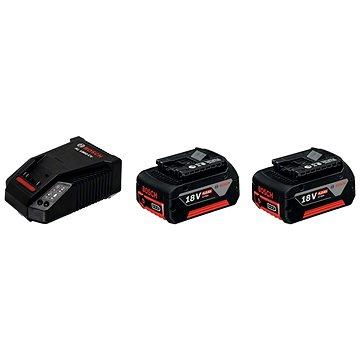 BOSCH Startovací sada 2x GBA 18V+ GAL 1860 CV Professional (1.600.A00.2F8)